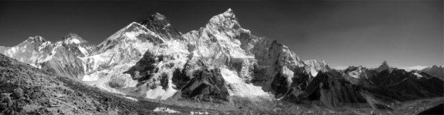 エベレスト山