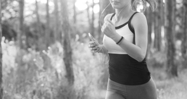 女性 ランニング 運動 健康
