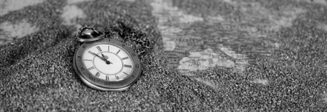 懐中時計 時間