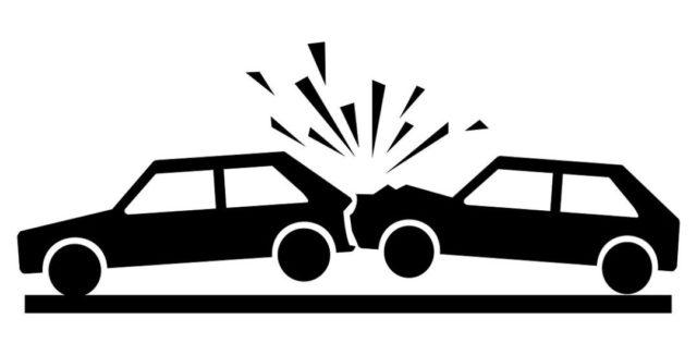 交通事故 車