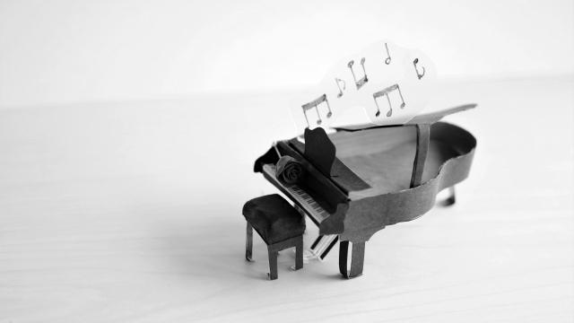 ピアノ 音楽 芸術 音符