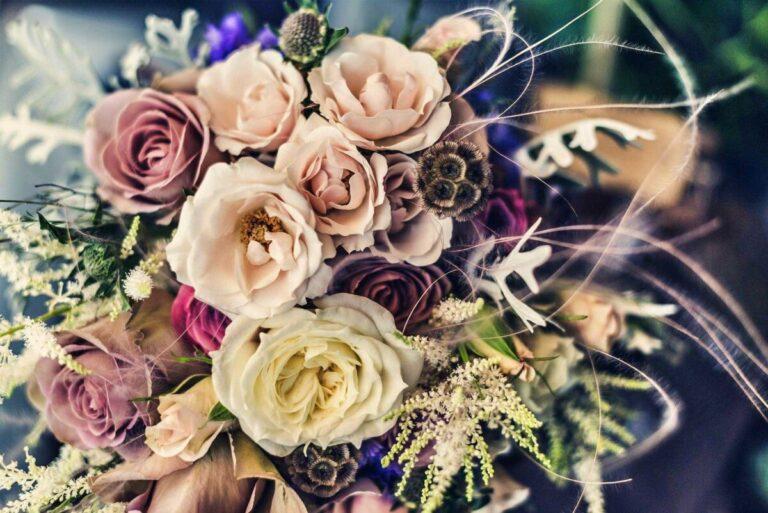 バラの花束 薔薇