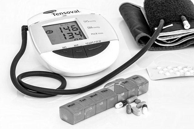 血圧計 高血圧 病気 投薬
